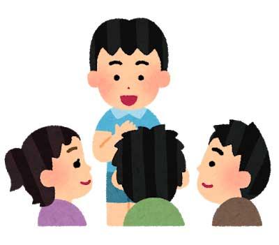 2.子供の想像力とコミュニケーション力を育てる
