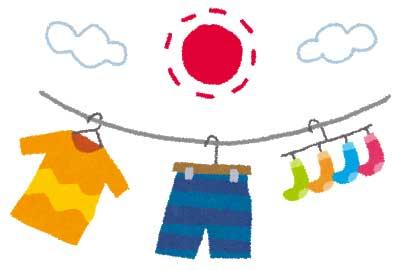 1.シワになりやすいワイシャツ・ジーンズはわけて洗う