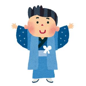 2.袴着の儀(はかまぎのぎ)