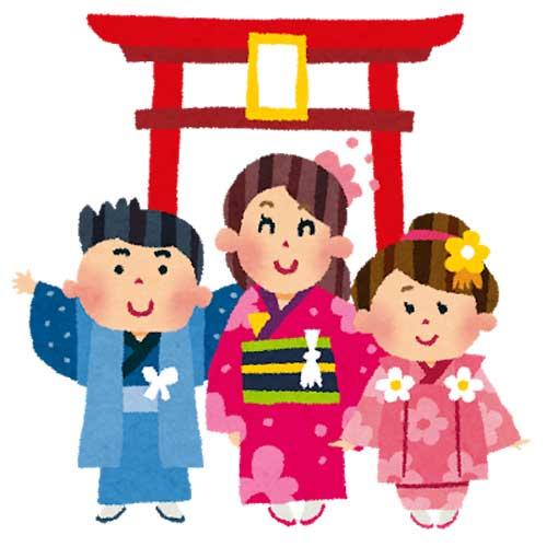 七五三の神社の選び方・御初穂料・熨斗袋