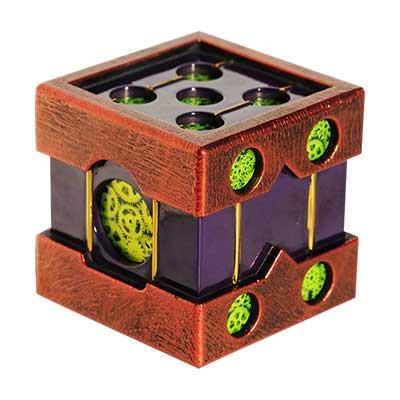 転がる賽(さい)のように/Comme un cube qui roule