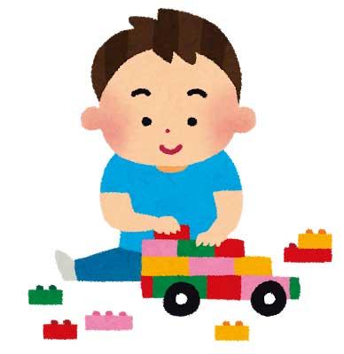 2歳児のおもちゃ/幼児ができること