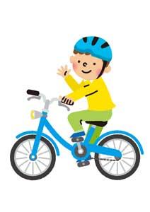 自転車のコマを外すタイミングは?