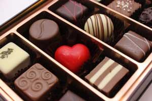 バレンタインプレゼント(チョコレート)